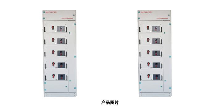 根据大型光伏发电系统的特点,结合我公司在光伏配电系统中的配套经验,参照当前主流配电柜的主要结构型式,我公司自发研制、开发了KBT-PVG/Z系列光伏直流防雷配电柜。该配电柜为户内安装,开启式双面维护的直流配电装置。配电柜的基本结构采用冷扎钢板及角钢焊接组合而成。柜前有门,柜面上方有仪表板,为可开启的小门,可装设指示仪表。并列拼装的柜与柜间加有隔板,减少了由于单柜内因故障而扩大事故的可能。多柜并列时,始端柜与终端柜的左右两侧,可加装防护板。 本系列配电柜适用于最高额定工作电压至直流1000V、最大额定电流2